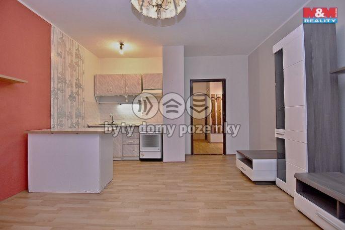Prodej, Byt 2+kk, 52 m², Jablonec nad Nisou, Březová