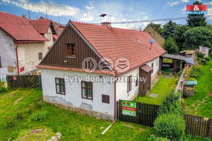 Prodej, Chalupa, 831 m², Drahouš