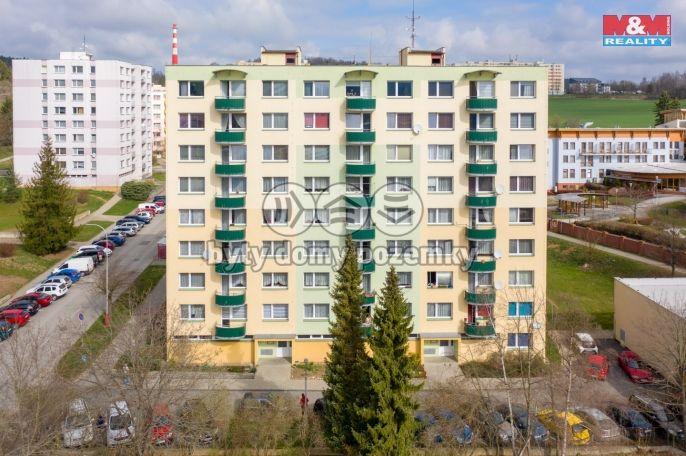 Prodej, Byt 4+1, 83 m², Prachatice, Česká