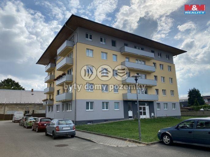 Pronájem, Byt 2+kk, 61 m², Prostějov, Studentská