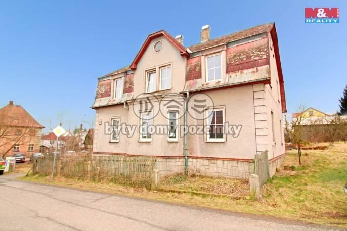 Prodej, rodinný dům, 420 m², Liberec, ul. Strakonická