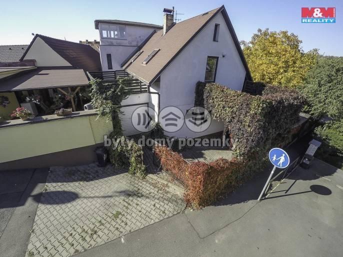 Prodej, rodinný dům, 396 m2, Praha 4 - Točná