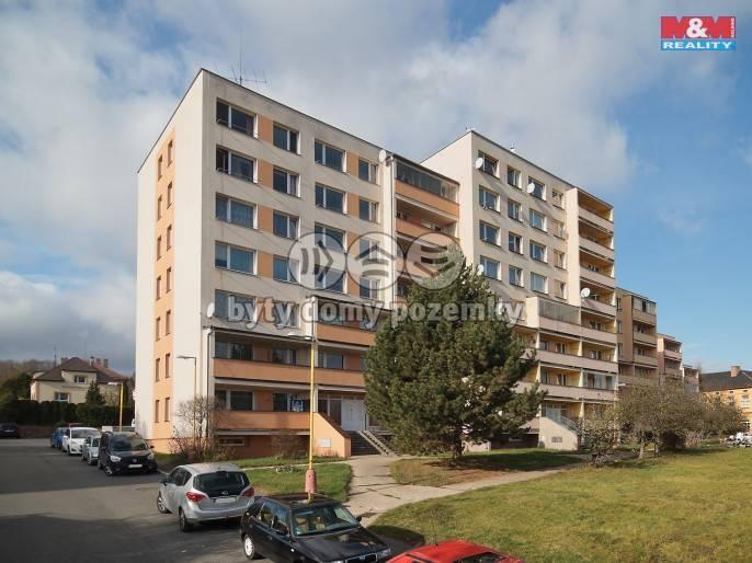 Prodej, Byt 2+kk, 41 m², Příbram, Nádražní