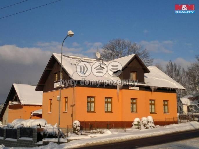 Prodej, Hotel, penzion, 3000 m², Nová Ves nad Nisou
