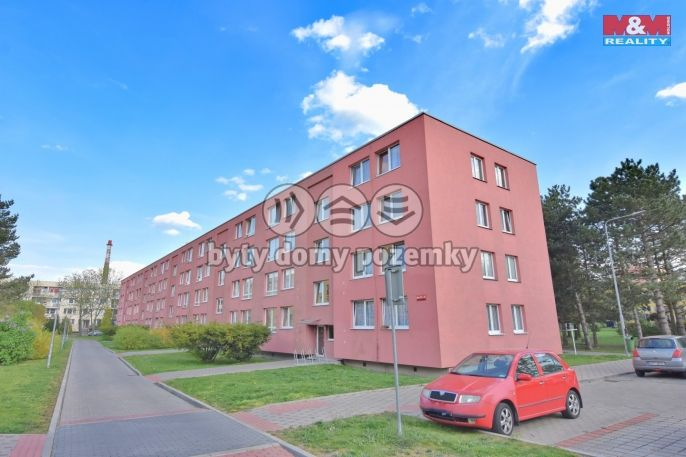 Pronájem, Byt 1+1, 37 m², Nymburk, Mikoláše Alše
