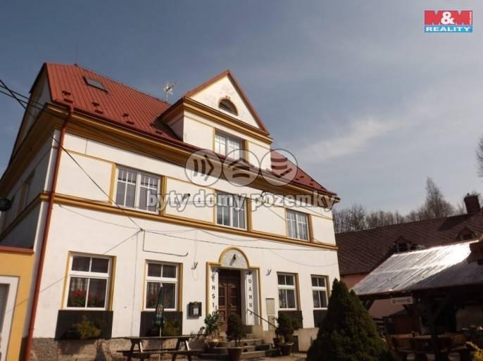 Pronájem, Restaurace, stravování, 60 m², Lázně Libverda