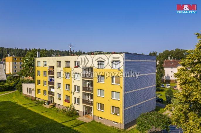 Prodej, Byt 2+1, 61 m², Rychnov u Jablonce nad Nisou, nám. Míru