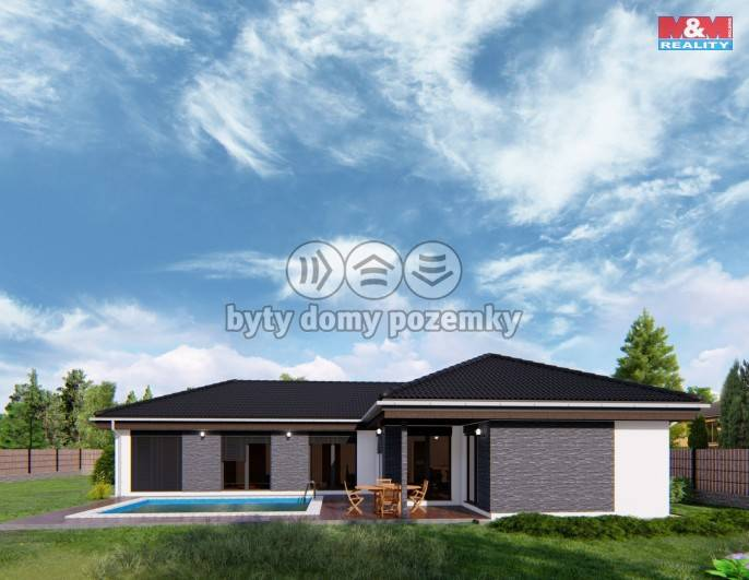 Prodej, Rodinný dům, 2997 m², Nepomuk