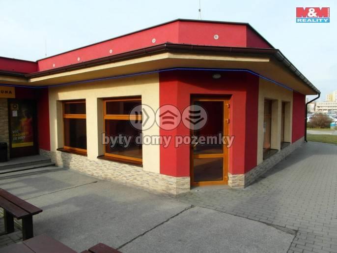 Pronájem, Obchod a služby, 54 m², Orlová