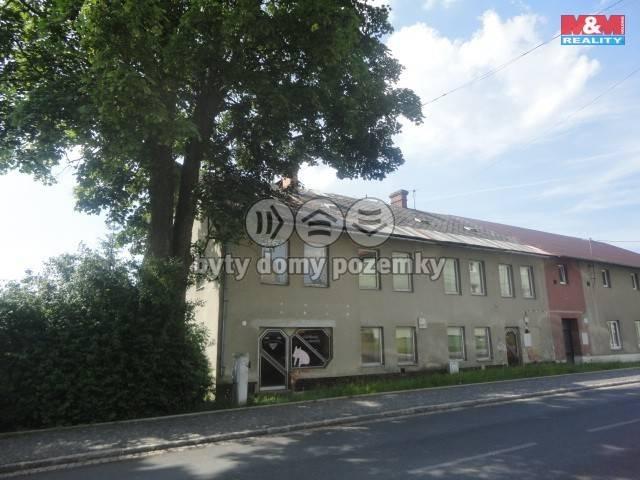 Prodej, Nájemní dům, 837 m², Rýmařov
