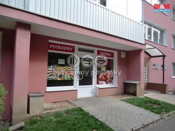 Prodej, Obchod a služby, 54 m², Most, Jana Kubelíka