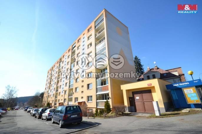 Prodej, Byt 2+kk, 43 m², Jablonec nad Nisou, Mozartova