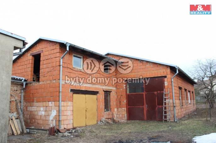 Prodej, Výrobní objekt, 728 m², Chyšky