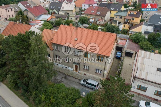 Prodej, Rodinný dům, 302 m², Rakovník, Komenského nám.