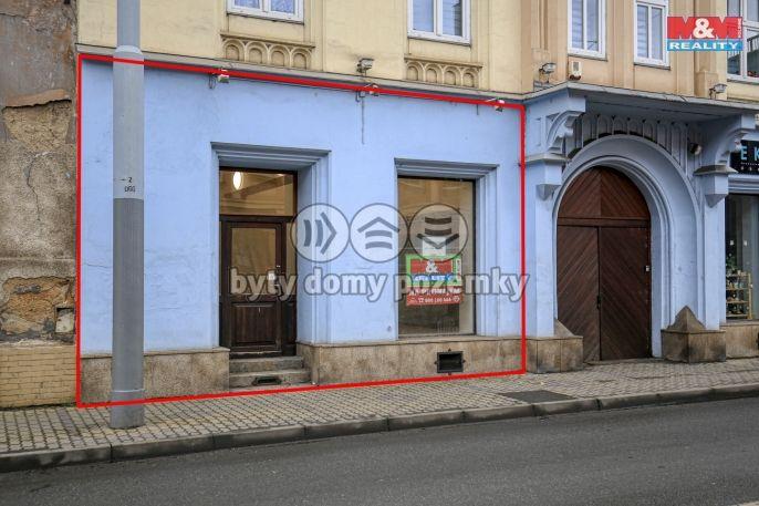 Pronájem, Obchodní objekt, 41 m², Plzeň, Prokopova