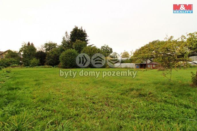 Prodej, Pozemek k bydlení, 930 m², Jiříkov