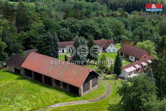 Prodej, Rodinný dům, 37606 m², Kácov
