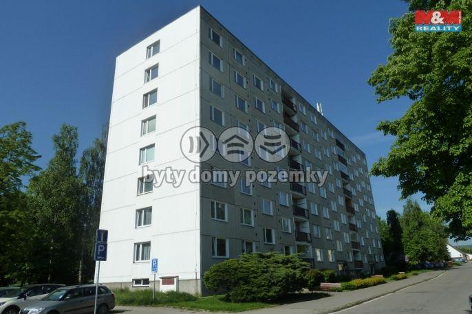 Prodej, Byt 3+1, 65 m², Moravská Třebová, Holandská