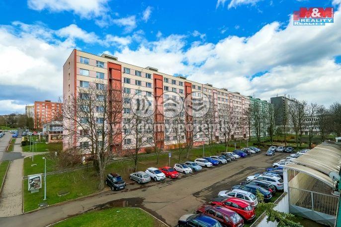 Pronájem, Byt 2+1, 60 m², Ústí nad Labem, Ladova