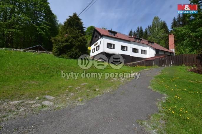 Prodej, Hotel, penzion, 6686 m², Janov nad Nisou