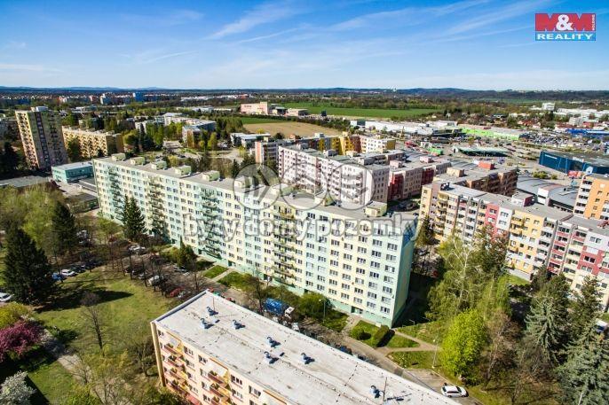 Pronájem, Byt 2+1, 52 m², České Budějovice, Plzeňská