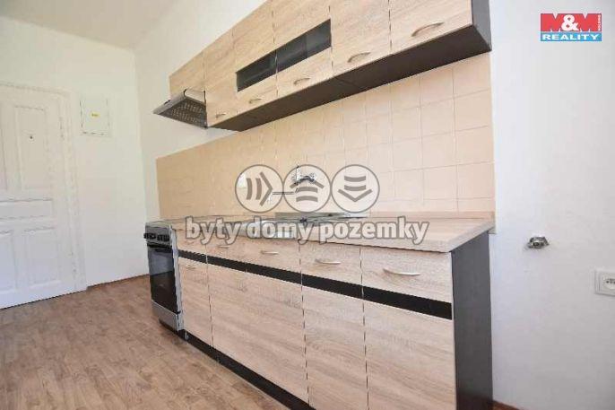 Pronájem, Byt 1+1, 41 m², Liberec, Husitská