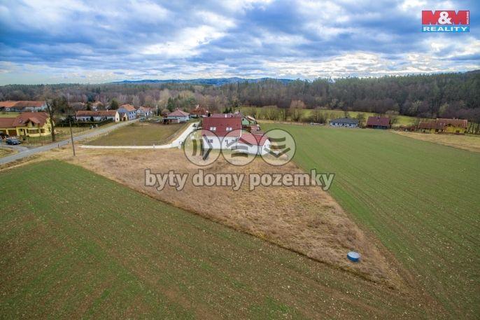 Prodej, Pozemek k bydlení, 1218 m², Horní Poříčí