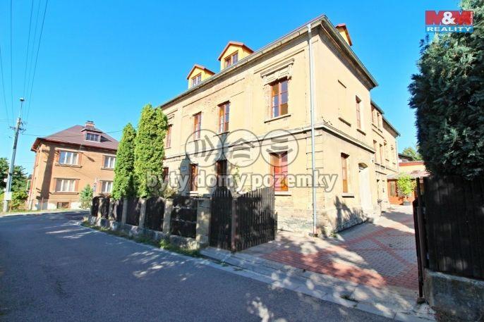 Pronájem, Byt 4+1, 118 m², Nový Bor, Gen. Svobody