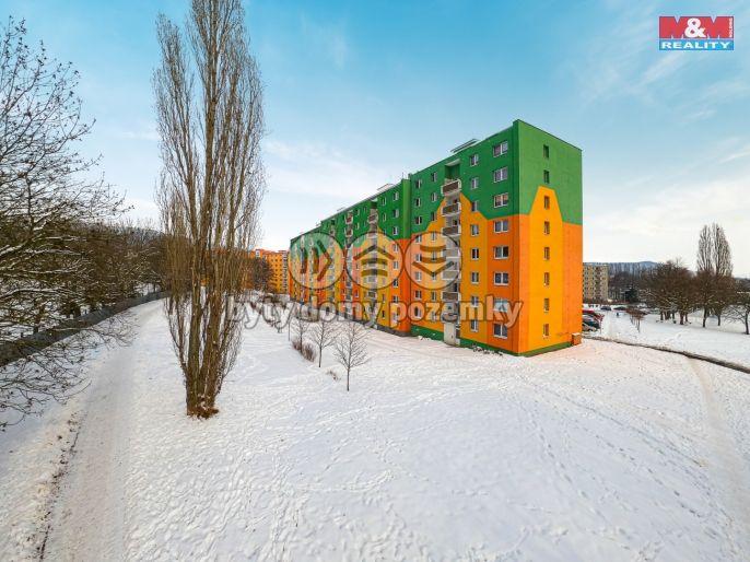 Prodej, Byt 1+1, 35 m², Klášterec nad Ohří, Topolová