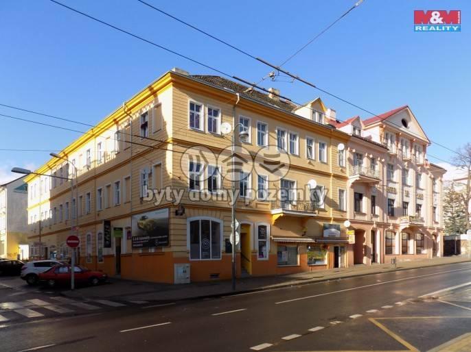Pronájem, Byt 1+kk, 30 m², Teplice