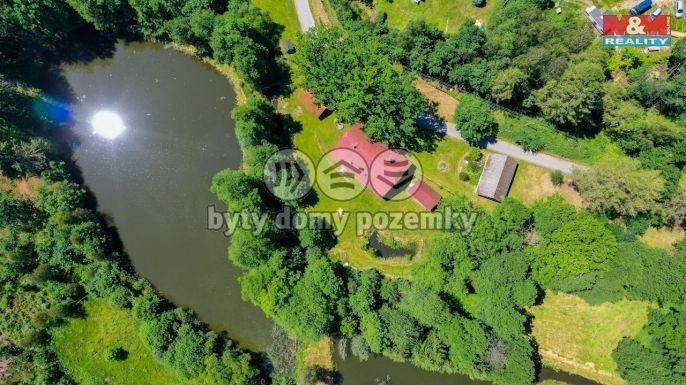 Prodej, Rodinný dům, 11164 m², Nová Bystřice, Hradecká