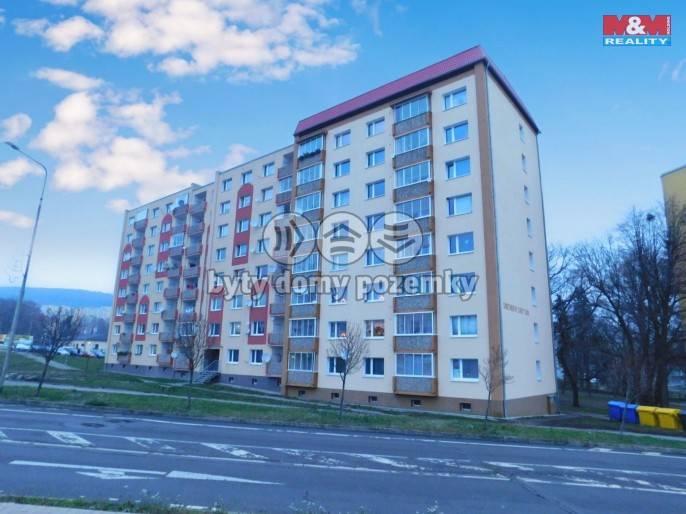 Prodej, Byt 1+1, 35 m², Jirkov, Smetanovy sady