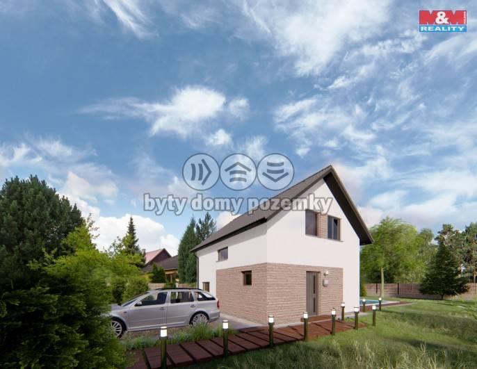 Prodej, Rodinný dům, 95 m², Nepomuk