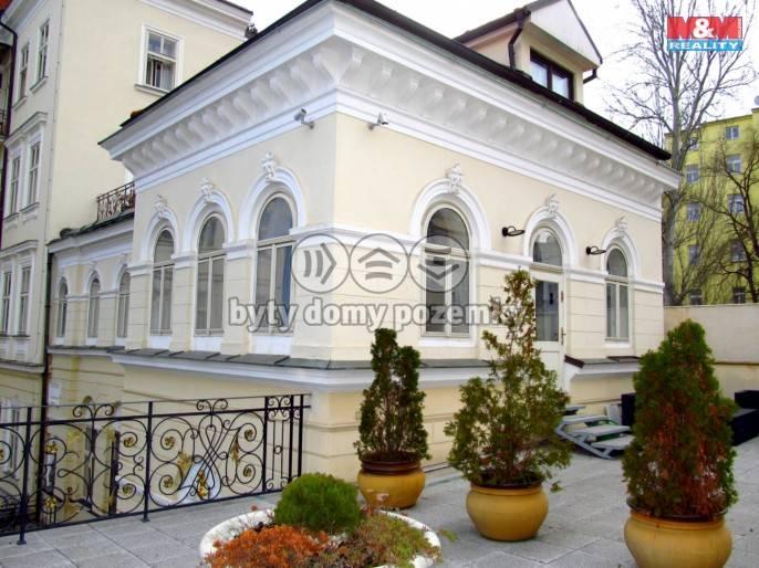 Pronájem, Atypický byt, 250 m², Praha, Mezibranská