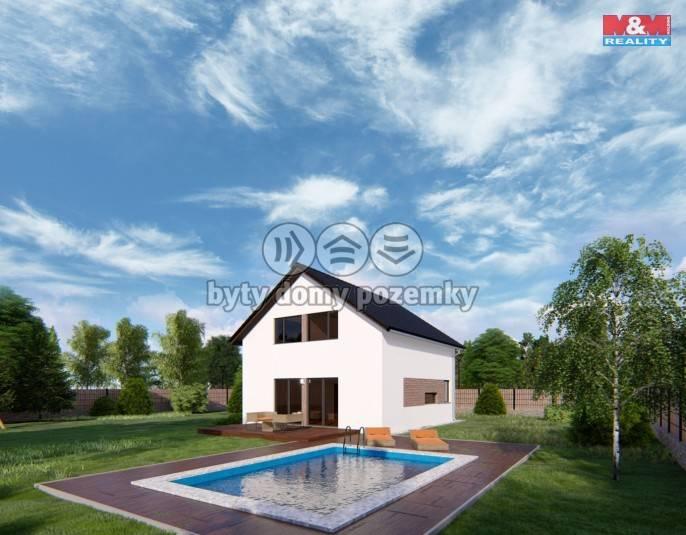 Prodej, Rodinný dům, 117 m², Pěčice