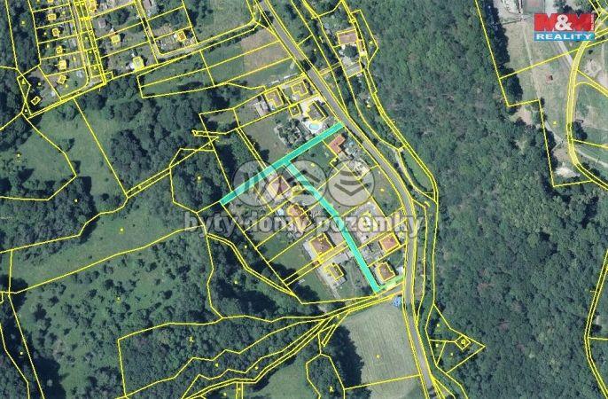 Prodej pole, 1439 m², Velké Březno