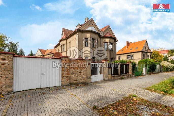 Prodej rodinného domu - vily, 160 m², Plzeň, ul.