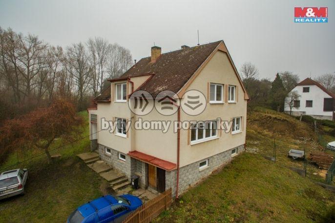 Prodej, Rodinný dům, 2423 m², Čížkov