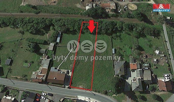 Prodej, Pozemek k bydlení, 1496 m², Žďár nad Orlicí