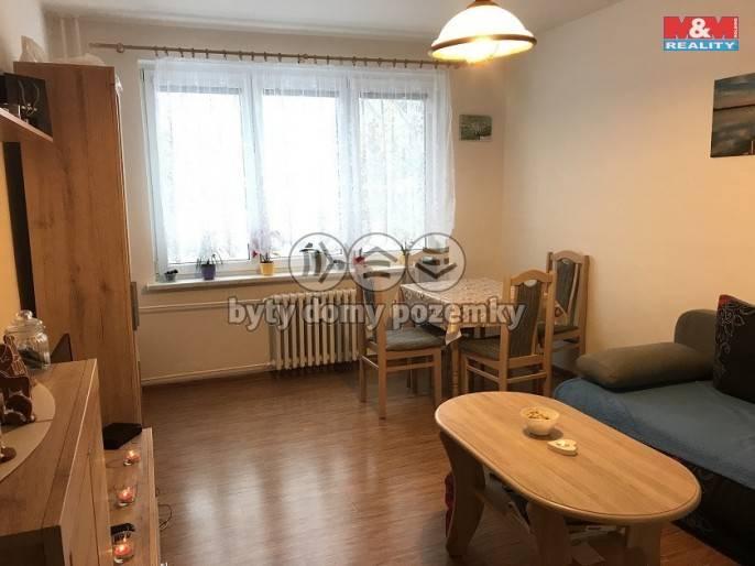 Pronájem, Byt 1+1, 40 m², Ostrava, Jana Ziky