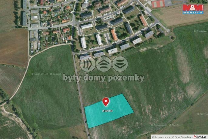 Prodej, Pole, 11659 m², Líně