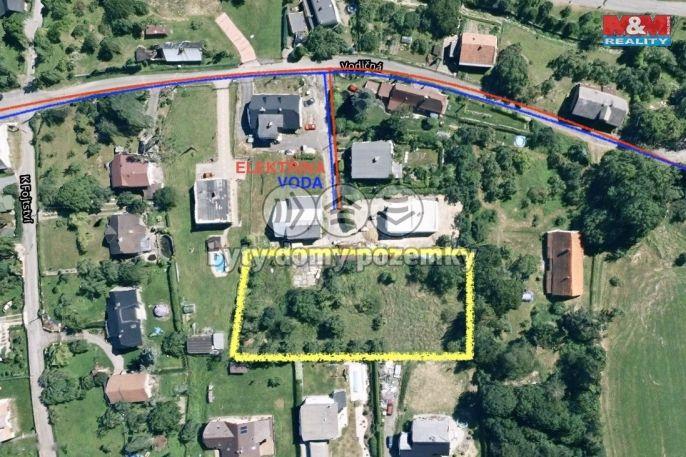 Prodej, Pozemek k bydlení, 1093 m², Frýdek-Místek, Vodičná