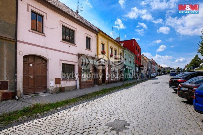Prodej, Rodinný dům, 281 m², Radnice, náměstí Kašpara Šternberka