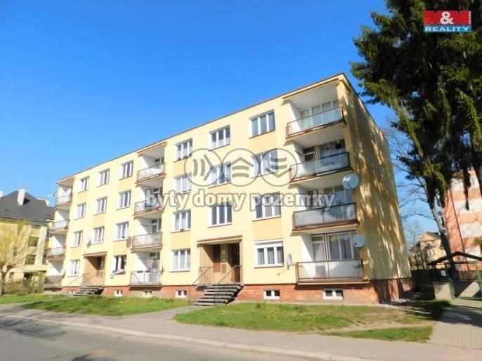 Prodej, Byt 1+1, 44 m², Františkovy Lázně, Československé armády