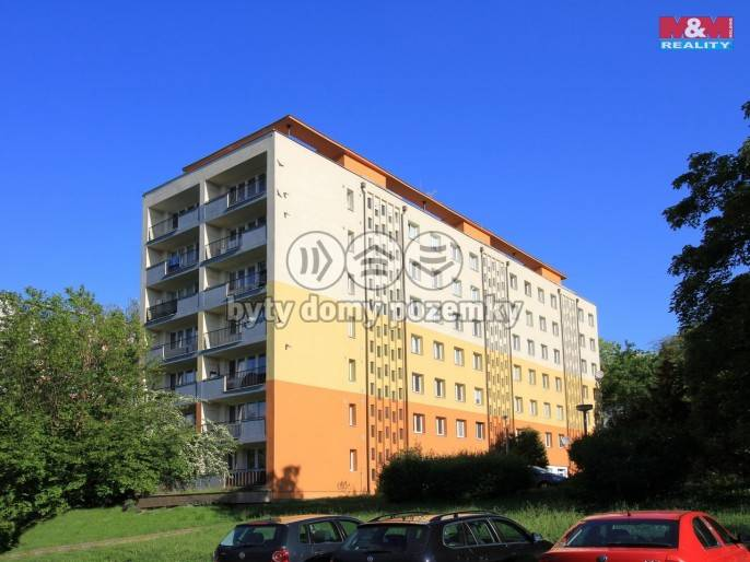Prodej, Byt 3+1, 66 m², Ústí nad Labem, Velká Hradební