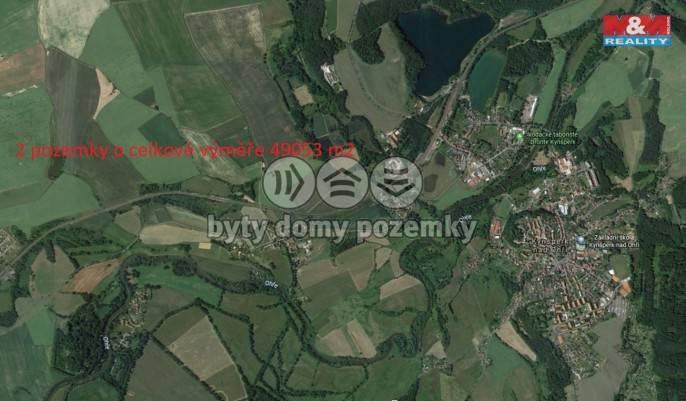 Prodej, Louka, 49053 m², Kynšperk nad Ohří