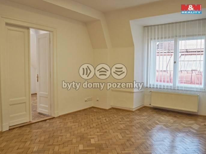 Pronájem, Kancelářský prostor, 138 m², Praha, Vodičkova
