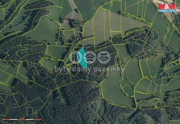 Prodej, Les, 29324 m², Volyně