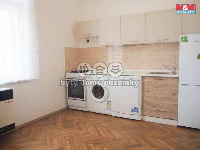 Pronájem, Byt 1+1, 43 m², Praha, Chelčického