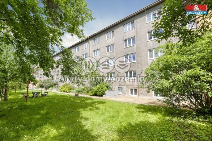 Prodej bytu 3+1, 67 m², Plzeň, ul. Thámova
